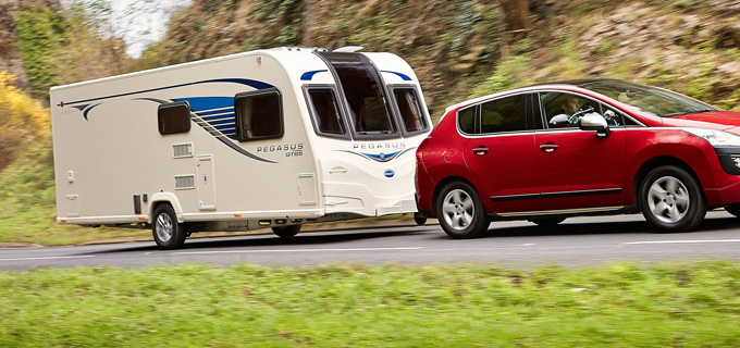 Browse our new and used caravan stock