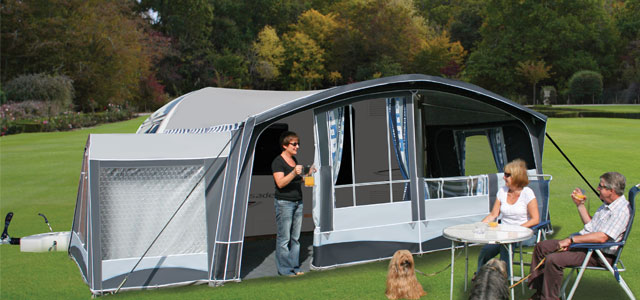 Quest Caravan Awnings For Sale At Chichester Caravans